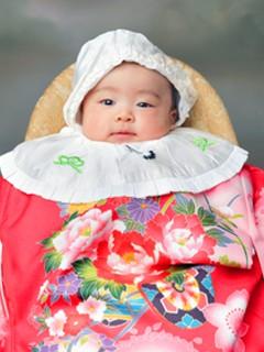 横須賀・柳田写真館・撮影・お宮参り・赤ちゃん