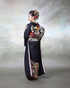 横須賀・柳田写真館・撮影・成人式記念写真・後ろ