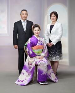横須賀・柳田写真館・撮影・成人式ご家族
