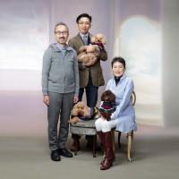 横須賀・柳田写真館・撮影・家族写真