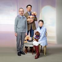 家族写真+犬88